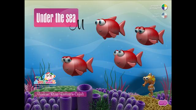 Under the sea No Mar