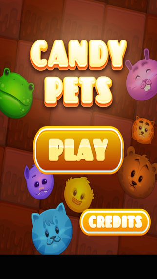 Candy Pets Fun Game
