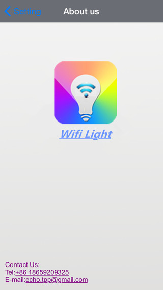 Wifi Light