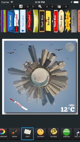 PhotoPhix - 照片编辑工具[iOS][¥12→0]丨反斗限免