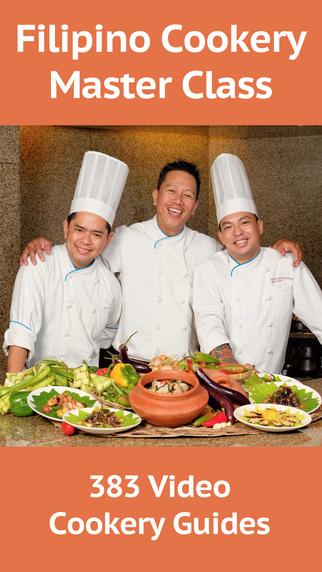 Filipino Cookery Master Class