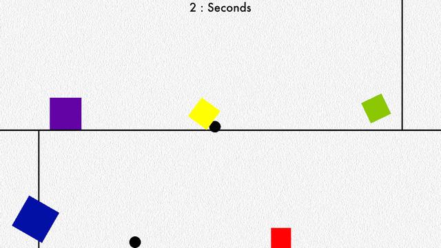 Impossible Black Dots
