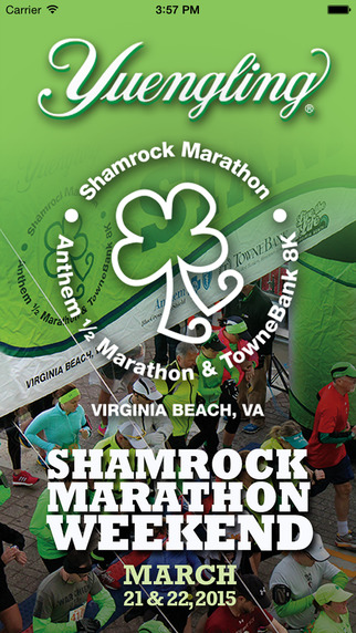 Yuengling Shamrock Marathon Weekend