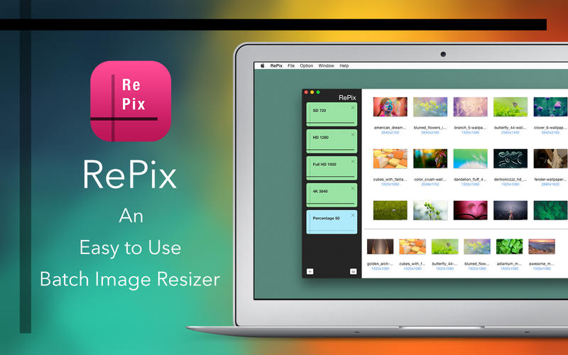RePix Screenshot - 1