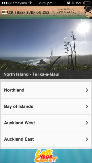 Surf Guide to New Zealand