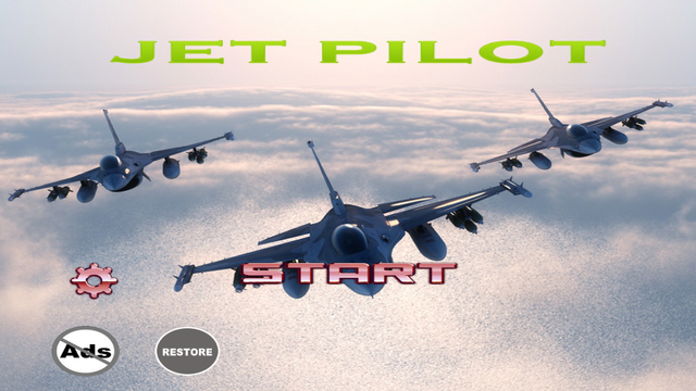 Jet Pilot - Dogfight Gamblers Rock The Sky