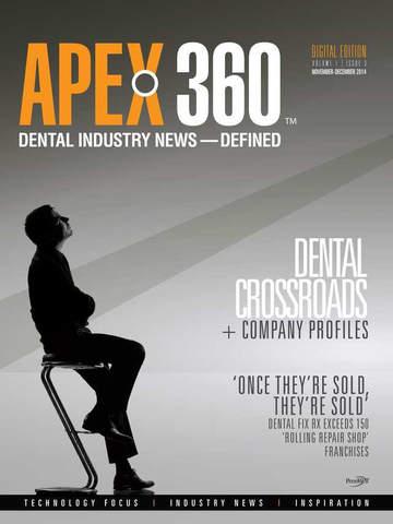 Apex 360 Magazine