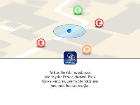 Turkcell Pusula iPad Screenshot 1