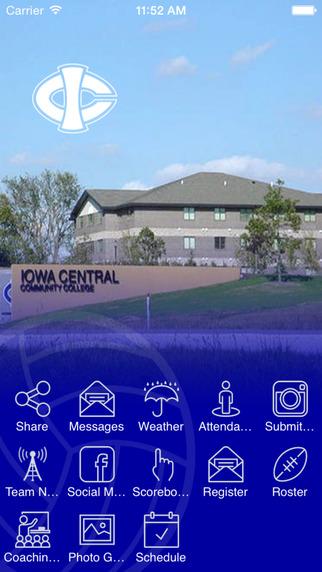 Iowa Central CC Volleyball
