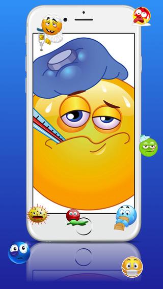 Sick Emojis Photo Booth