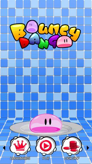 玩免費遊戲APP|下載Bouncy Dango Unlimited app不用錢|硬是要APP