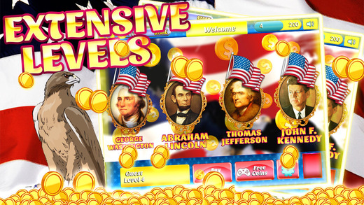 AAA Aawesome American Presidents - Money Glamour and Coin$