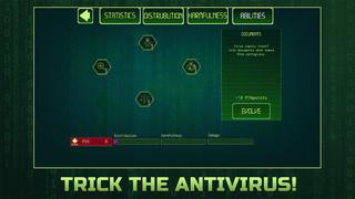 Computer Virus - Internet Worm Deluxe