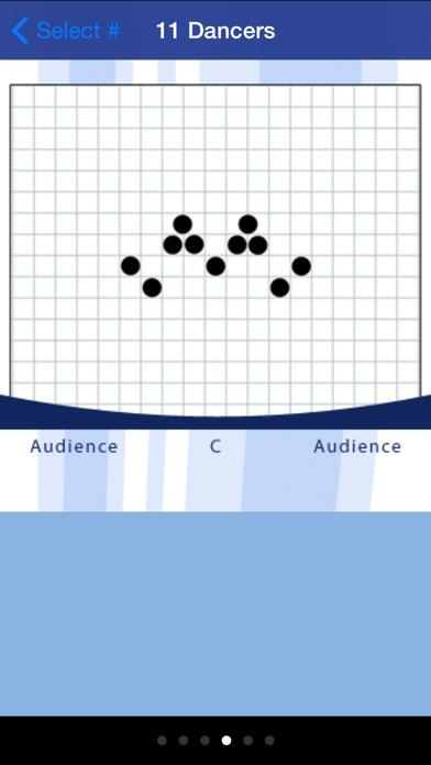 Dance Formations Plus! iPhone Screenshot 3