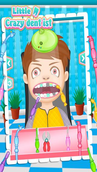 Little Crazy Dentist Kids