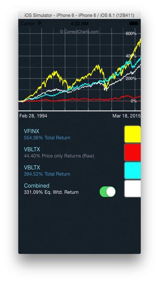 ReturnFinder screenshot 3