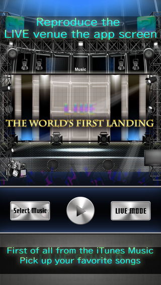 LIVE STUDIO - Music