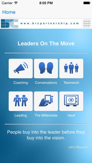 Business Leader's App