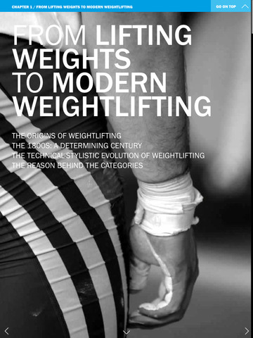 Weightlifting - Sport for all Sports screenshot