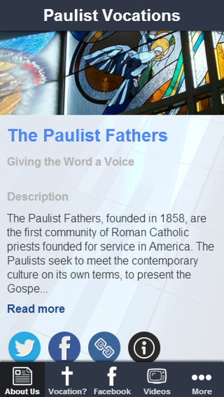 Paulist Vocations