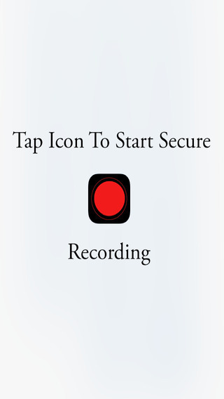 Secure Recorder