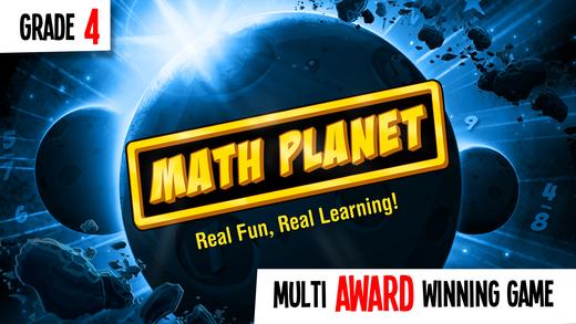 4th Grade Math Planet - Fun math game curriculum for kids on the ...