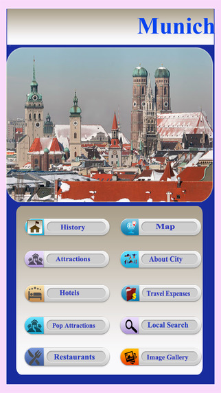 Munich City Travel Guide