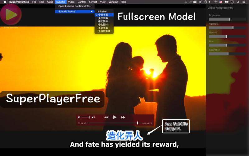 SuperPlayerFree Screenshot - 5