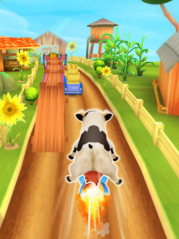 Animal Escape - Endless Arcade Runner by Fun Games For Free screenshot