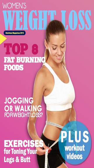 Women's Weight Loss Workouts Secrets Magazine