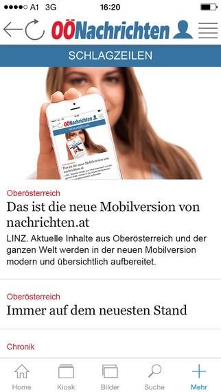 Oberösterreichische Nachrichten HD