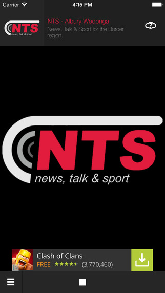 NTS - News Talk Sport for Albury Wodonga