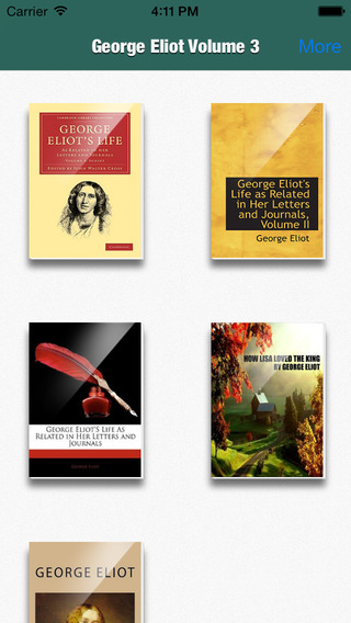 George Eliot Collection Volume 3
