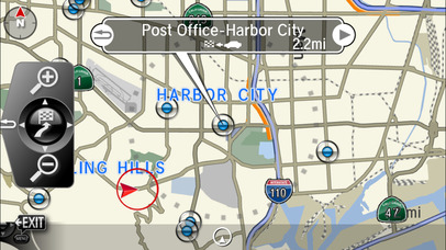 HondaLink Navigation NA screenshot 3