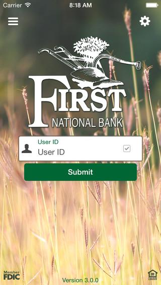 First National Bank Goodland Mobile