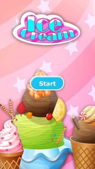 Ice Cream Scoop Maker - Cooking Game