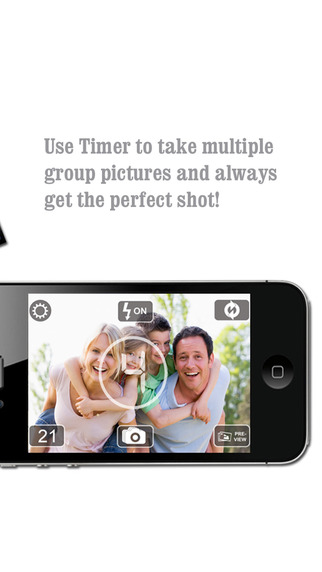 FastPix - Fastest Touch Burst Pic Cam Screenshots