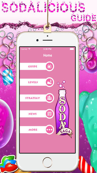 Guide For Candy Crush Soda Saga - All Level Video Walkthrough