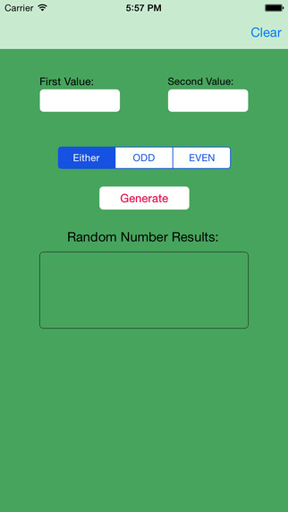 Random Number Generator - Free download and software reviews - CNET Download.com