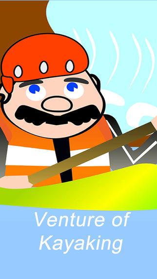 Venture of Kayaking