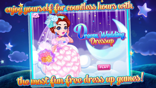 Dream Wedding Dressup