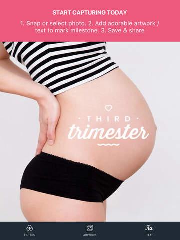 Baby Pics – pregnancy & baby milestone photos