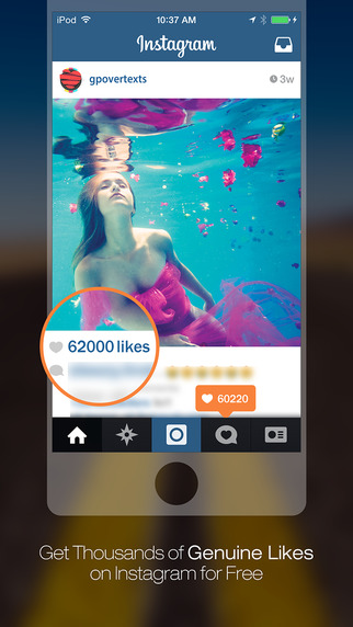 Get Likes Pro - Magic Liker to Gain More Photo Lik