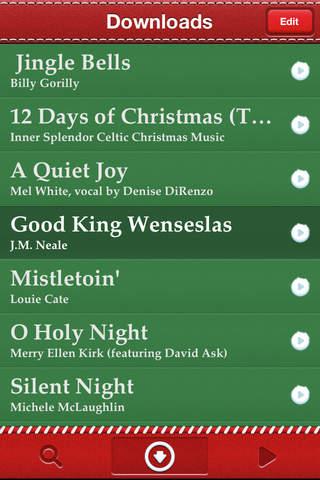 Screenshot 2 Christmas Music ~ 10, 000 FREE Christmas Songs!