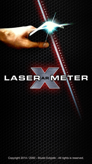 Laser Meter AR
