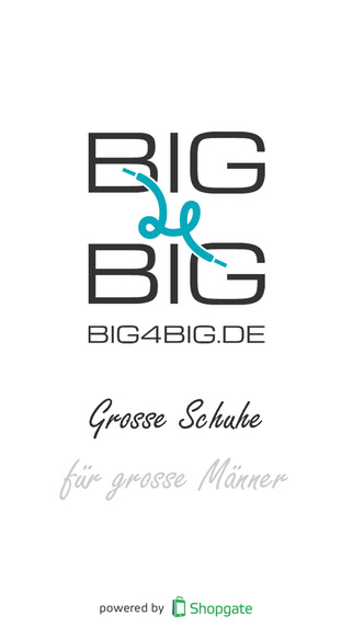 BIG4BIG - Grosse Schuhe für grosse Männer