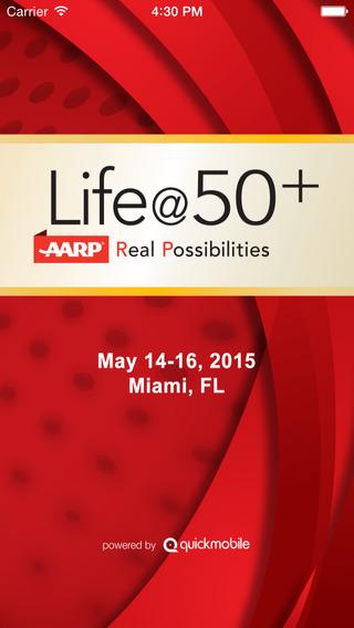 AARP Life 50+ Miami
