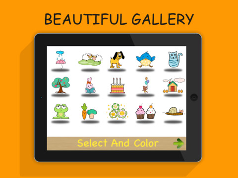 Kid Coloring Pro - All in 1 Draw, Paint, Doodle, Sketch, Colorscreeshot 4