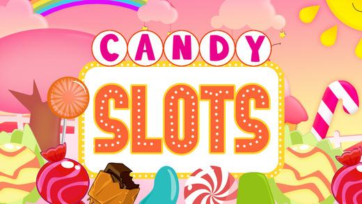 Candy Casino Slots - Best Casino Slot Machine Wonderland Game Free