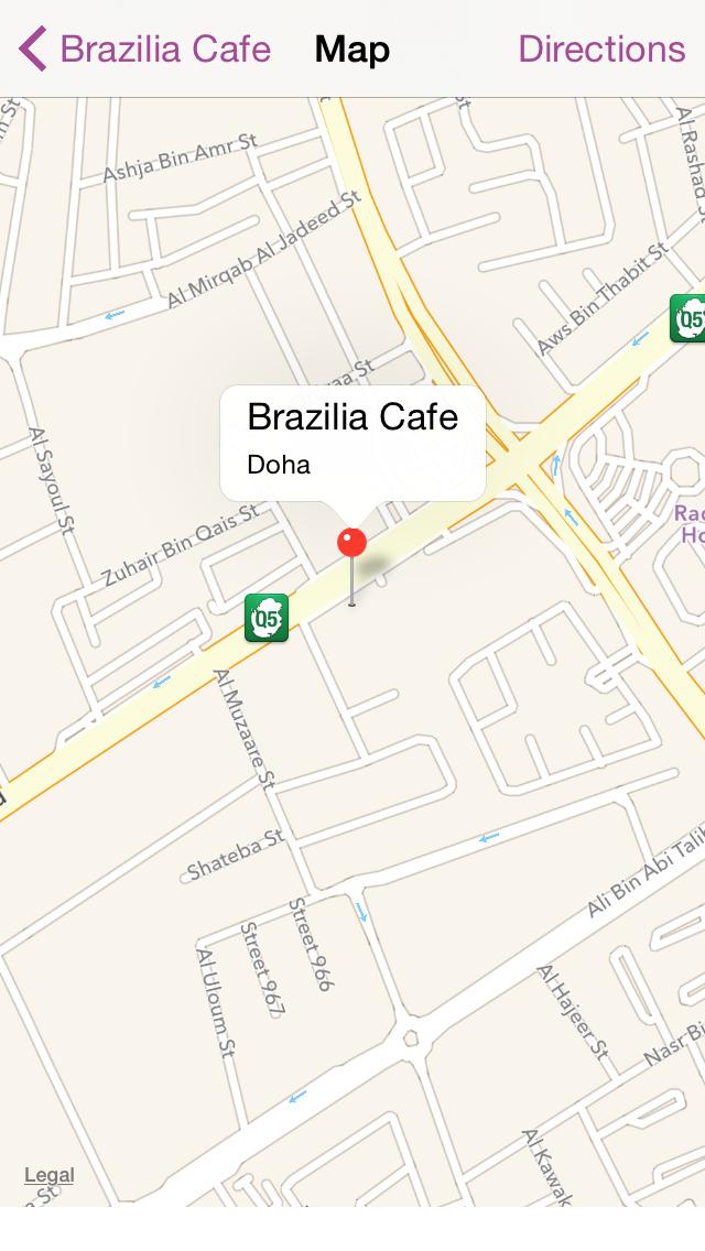 Coffee Shop Finder - Live Status